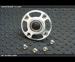 Hawk Creation 450 Series  Main Gear Oneway Bearing Hub (Light Weight)